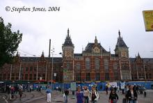 [Amsterdam Centraal]
